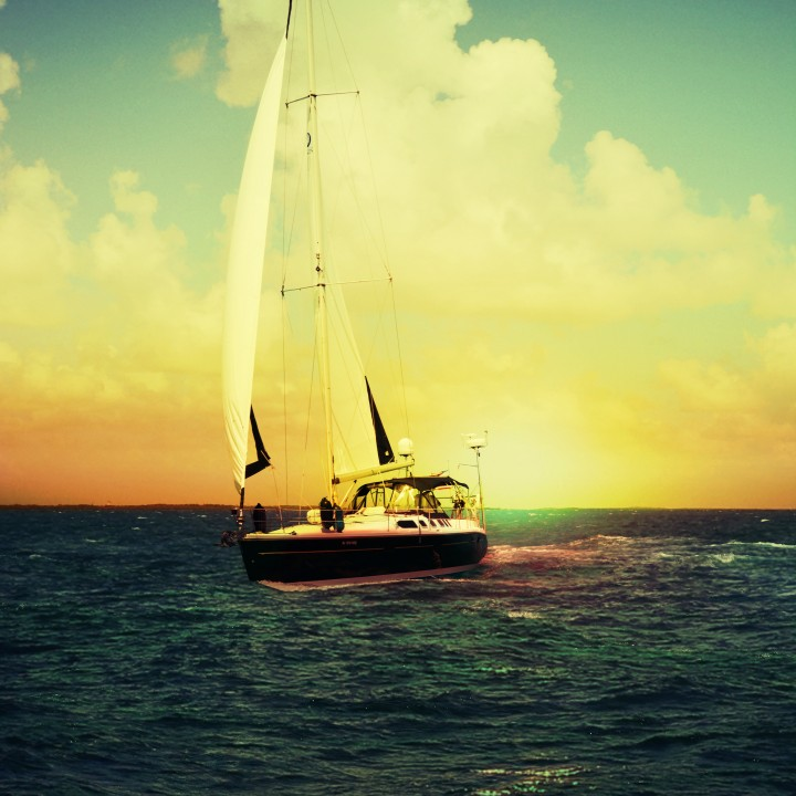 The Sailboat